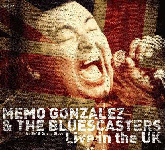 Memo Gonzalez & The Bluescasters