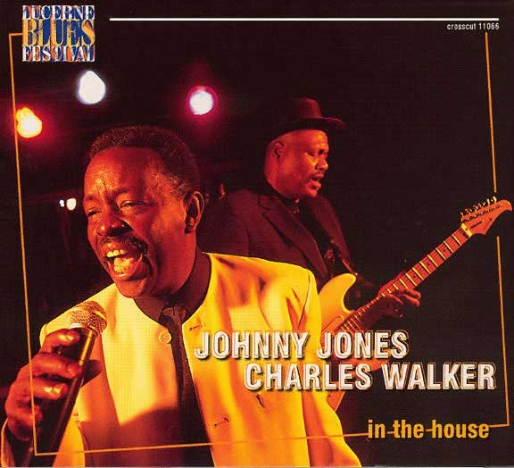 Johnny Jones & Charles Walker