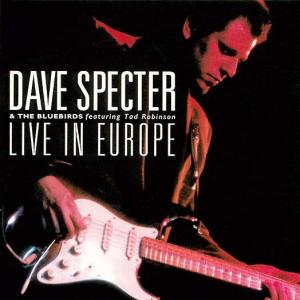 CCD 11047 Dave Specter & The Bluebirds feat. Tad Robinson  - Live In Europe '94