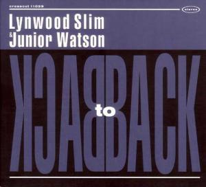 CCD 11059 Lynwood Slim & Junior Watson - Back To Back