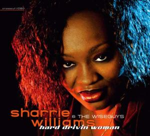 CCD 11080 Sharrie Williams - Hard Drivin' Woman
