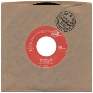 45 CCR 4501 Velvetone - Little Bad Thing b/w Seven