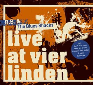 CCD 11088 B.B. & The Blues Shacks - Live At Vier Linden