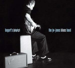 CCD 11073 JW-Jones Blues Band - Bogart's Bounce