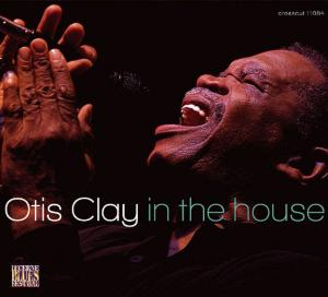 CCD 11084 Otis Clay - In The House - Live at Lucerne Vol.7