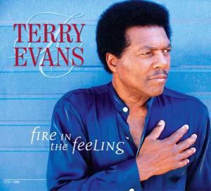 CCD 11086 Terry Evans - Fire In The Feeling