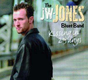 CCD 11089 JW-Jones Blues Band - Kissing In 29 Days
