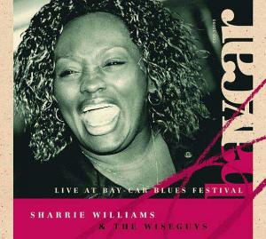 CCD 11093 Sharrie Williams - Live At Bay-Car