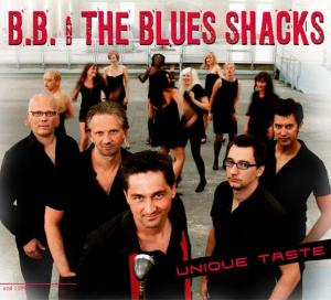 CCD 11096 B.B. & The Blues Shacks - Unique Taste