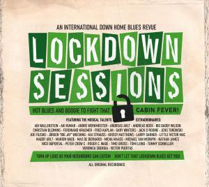 CCD 11112 Various Artists - Lockdown Sessions